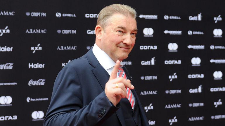 Владислав Третьяк. Фото Алексей Иванов