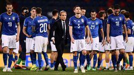 Лига наций: ничья Манчини и результативные Фареры
