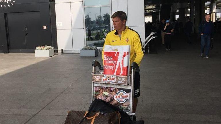 """Андрей Аршавин. Фото Егор Бычков, """"СЭ"""""""