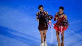 Загитова vs Медведева. Короткие программы нового сезона