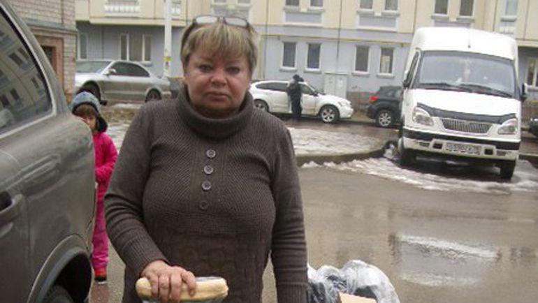 Татьяна Ревина. Фото из личного архива тренера