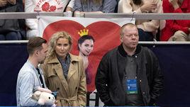 Медведева - Тутберидзе: первая встреча после разрыва