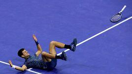 Без воров и лжецов. Джокович в третий раз выиграл US Open