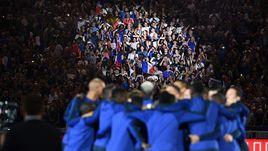 Франция зажгла с кубком мира. 5 главных твитов