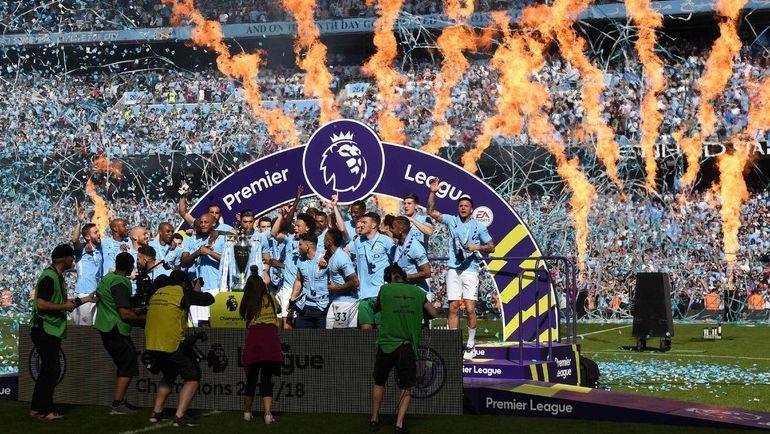 """""""Манчестер Сити"""" возглавляет список самых расточительных клубов Европы. Фото AFP"""