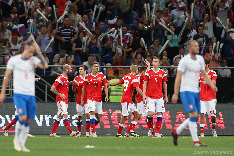 Прогноз на матч Россия - Чехия 01 июня 2016