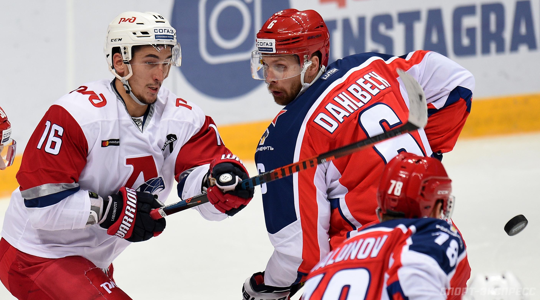 Прогноз на КХЛ: ЦСКА – Локомотив – 11 сентября 2018 года
