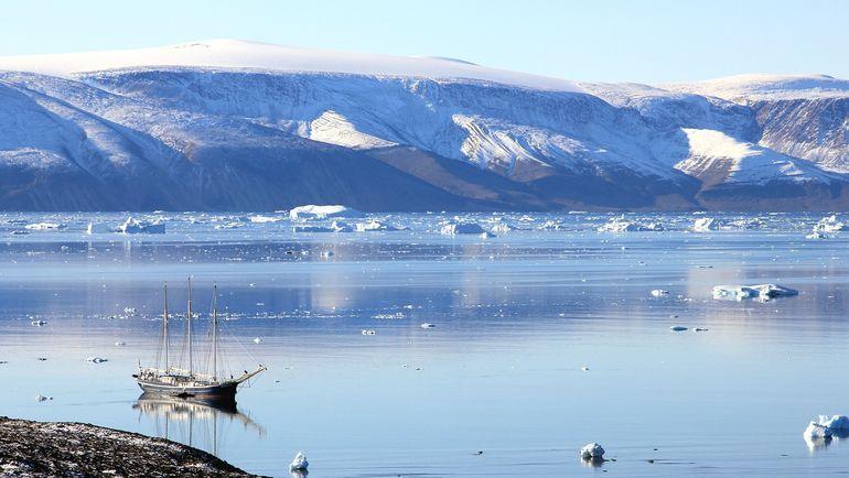 Гренландия. Фото Marcadorint