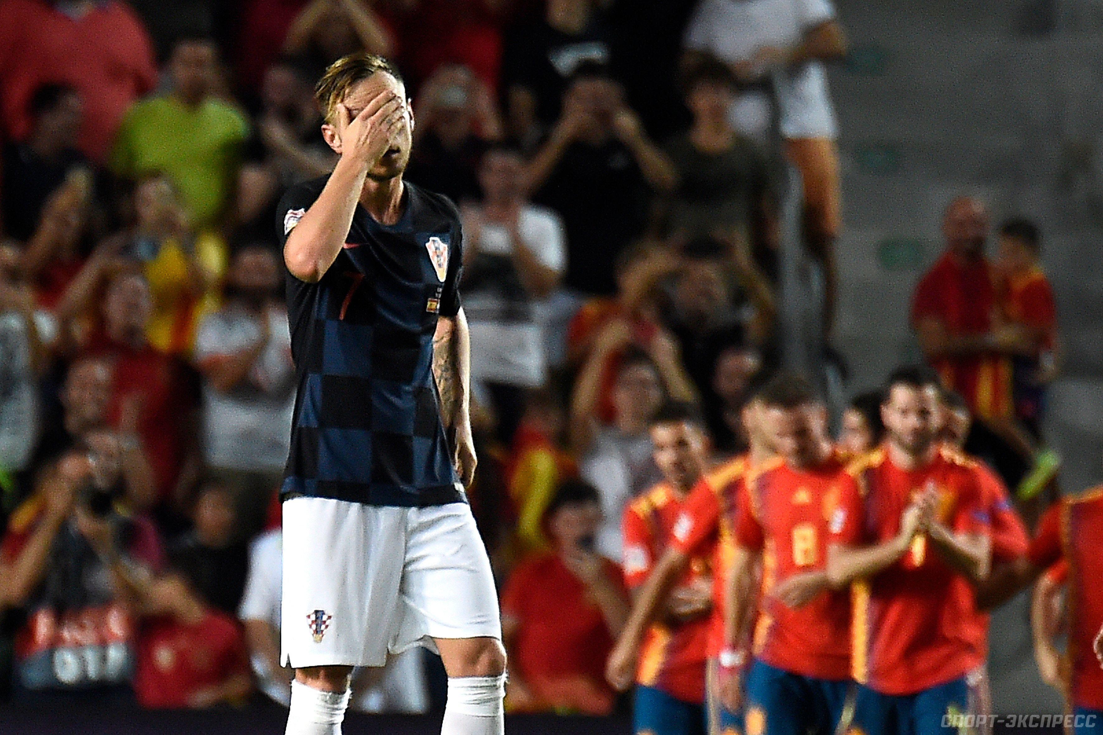 Прогноз на матч Испания - Хорватия: три очка достанутся испанцам