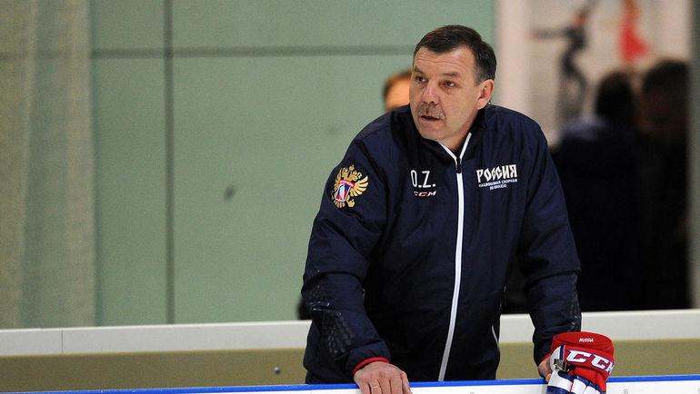 Олег Знарок. Фото Алексей ИВАНОВ