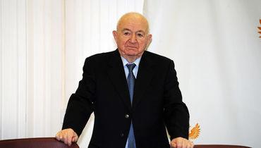 Никита Симонян. Фото Александр Федоров, «СЭ»