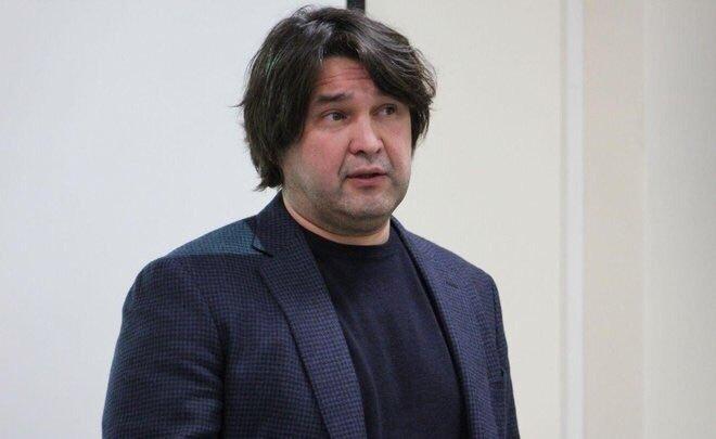 """Генеральный директор """"Уфы"""" Шамиль Газизов. Фото twitter.com/UfaFc"""