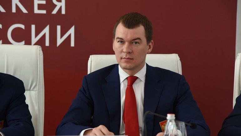 Михаил Дегтярев. Фото Анна Бобкова