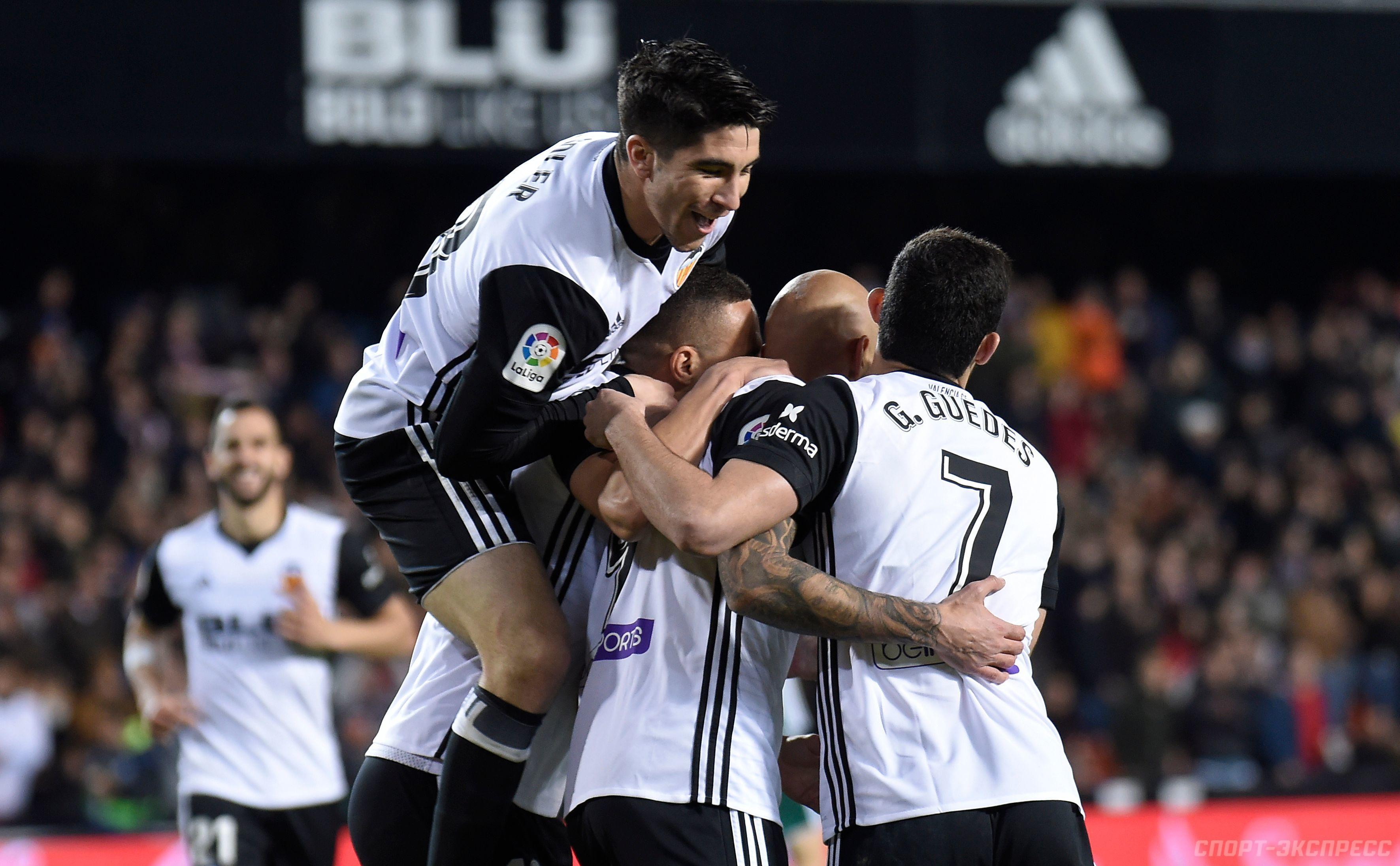 Прогноз на матч Валенсия - Севилья 16 апреля 2017