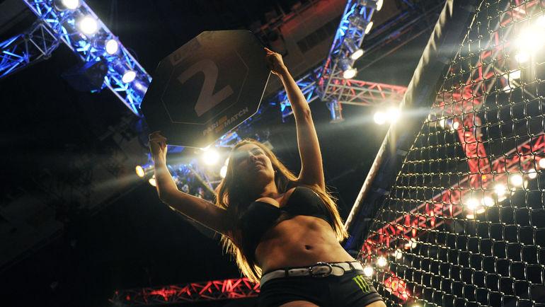 """Вечер UFC в Москве. Фото Дарья Исаева, """"СЭ"""""""