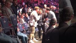 Рамзан Кадыров пообщался с чемпионом UFC
