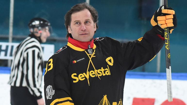 Валерий Зелепукин. Фото photo.khl.ru