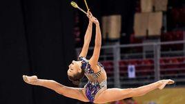 На ЧМ в Софии Дина Аверина завоевала пять золотых медалей.