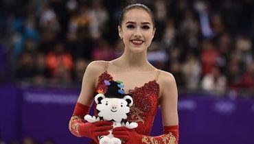 Загитова стеснялась показывать свою радость после золота Олимпиады-2018 из-за Медведевой