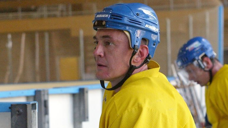 2002 год. Александр Семак. Фото Александр Вильф