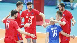 17 сентября. Россия – Камерун – 3:0. Россияне празднуют победу.