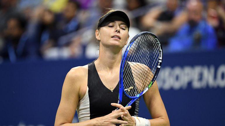 3 сентября. Нью-Йорк. Мария Шарапова проиграла на US Open-2018 в четвертом круге. Фото AFP