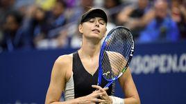 3 сентября. Нью-Йорк. Мария Шарапова проиграла на US Open-2018 в четвертом круге.