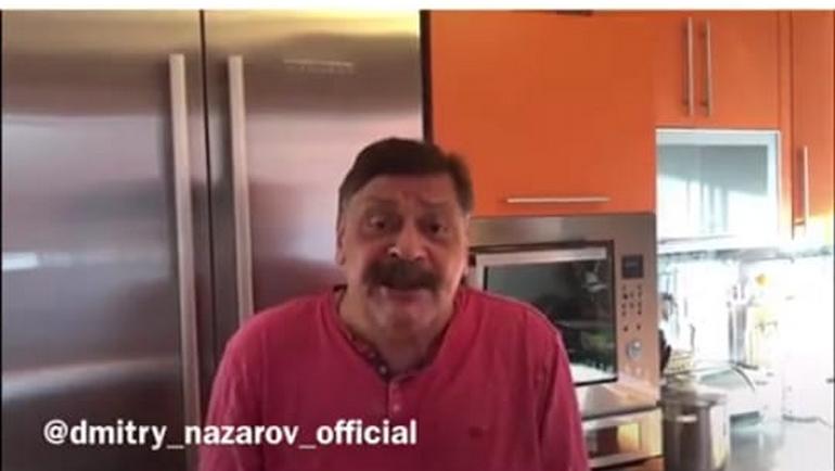 Андрею Ещенко нравится стихотворение Дмитрия Назарова.