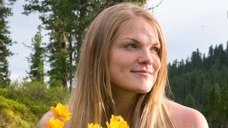 Диана Каратеева. Фото Вконтакте