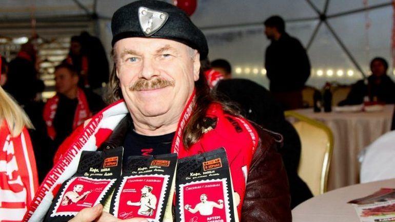 Владимир Пресняков-старший. Фото presnykov-st.ru