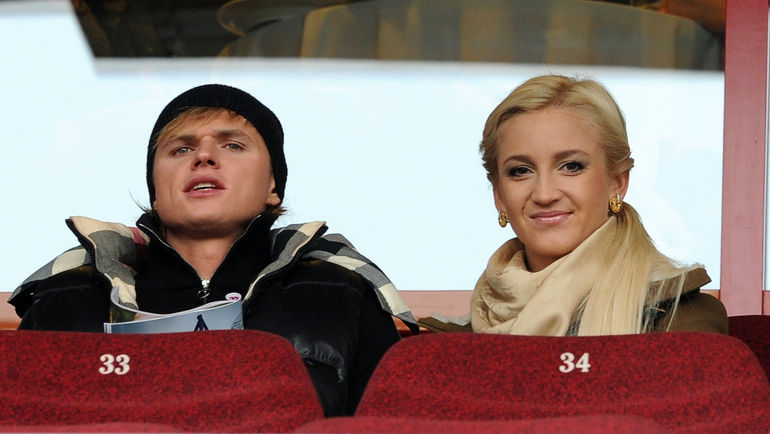 Дмитрий Тарасов и Ольга Бузова. Фото Никита Успенский