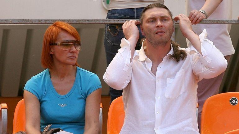 Инга Вирсе и Сергей Овчинников. Фото Татьяна Дорогутина