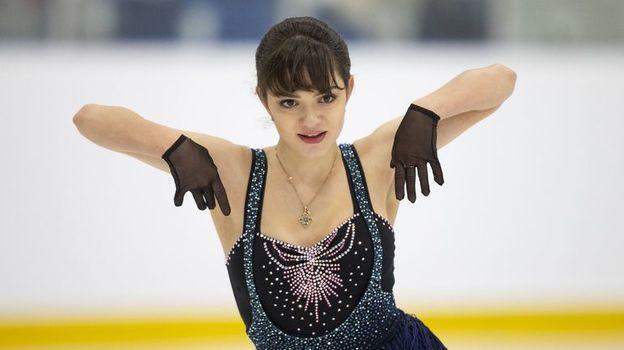 Турнир Autumn Internatonal Classic-2018 в Канаде. Российская фигуристка Евгения Медведева упала и заняла второе место, видео