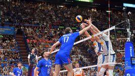 Дотерпели и выиграли. Россия обыграла Италию на чемпионате мира