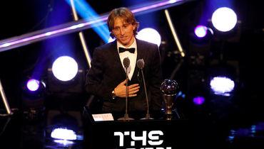 Модрич – первый, Черчесов – девятый. Кто стал лауреатами премии ФИФА