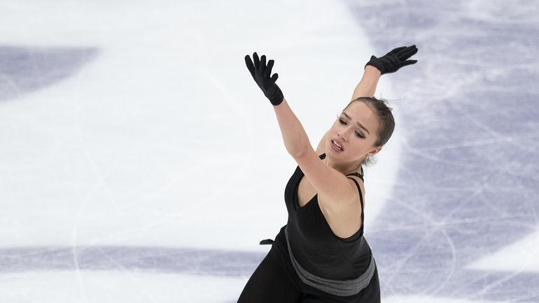 Алина Загитова. Фото Ксения Нуртдинова