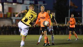 Первая победа Слуцкого в Кубке Голландии.