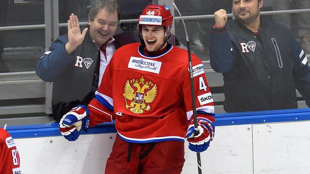 Нью-Джерси отправил защитника Егора Яковлева в фарм-клуб в АХЛ
