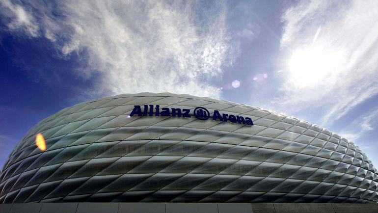 """Альянц Арена"", Мюнхен. Фото AFP"
