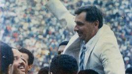1994 год. Юрий Севастьяненко в чемпионате Марокко.