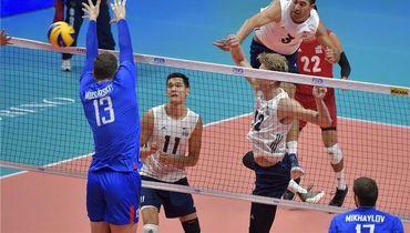 Поражение в главном. Российские волейболисты вылетели с чемпионата мира