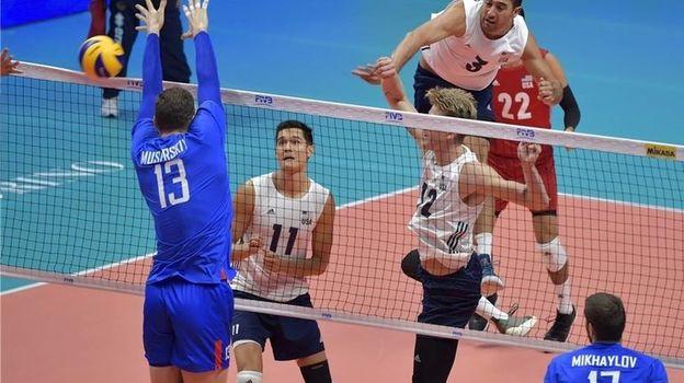 Чемпионат мира по волейболу-2018, 27 сентября, Россия – США – 3:0, обзор матча