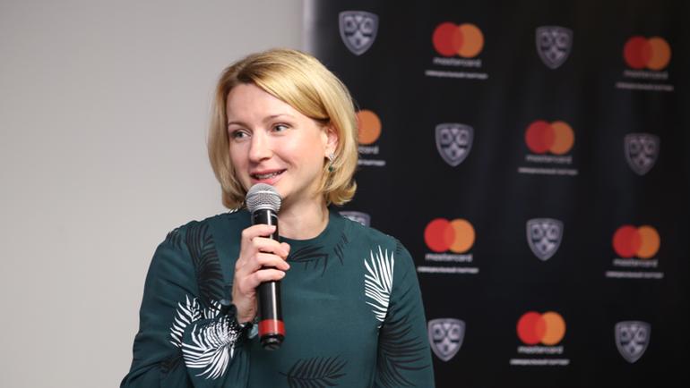 Светлана Волошенко, директор по маркетингу Mastercard в России.