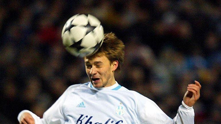 Дмитрий Сычев. Фото AFP