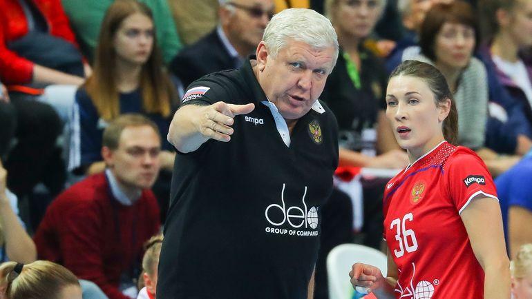 Евгений Трефилов и Юлия Манагарова.