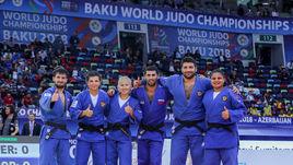 Россияне увезли из Баку четыре медали