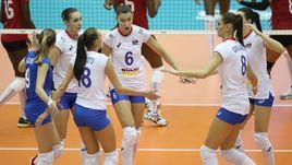 Россиянки стартовали на ЧМ с уверенной победы.