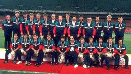 Олимпийские чемпионы Сеула. 30 лет победе футболистов