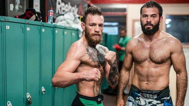 Макгрегор – Нурмагомедов. Анонс турнира UFC-229. Интервью Аюба Магомадова