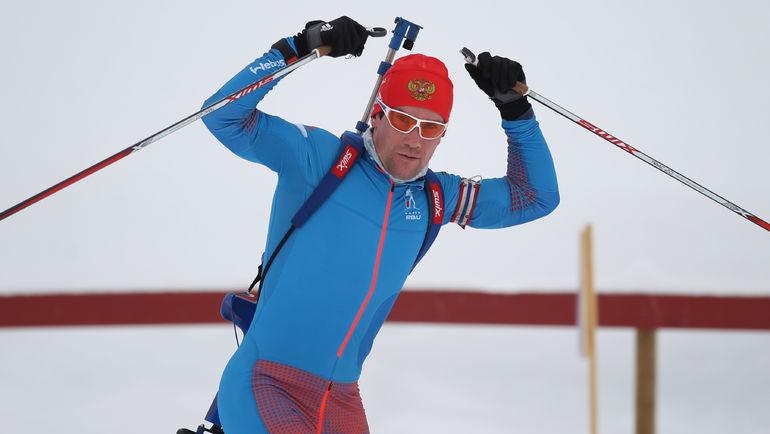 Алексей Слепов. Фото Андрей Аносов, СБР